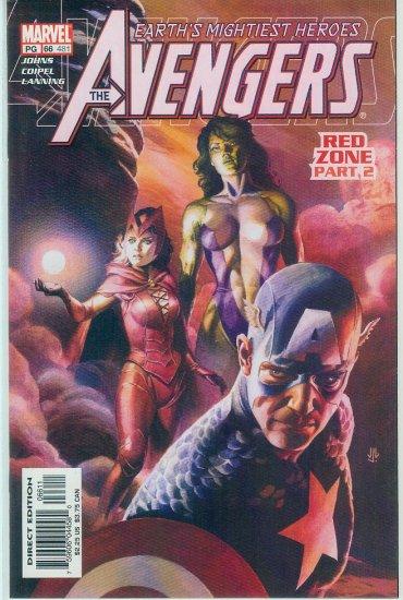 AVENGERS #66 (2003)