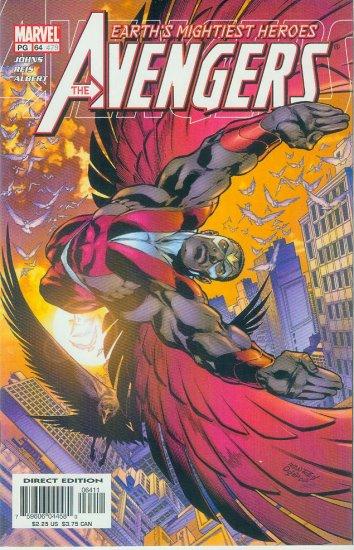 AVENGERS #64 (2003)