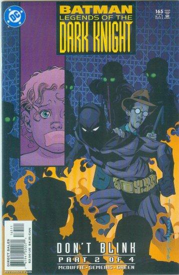 Legends Of The Dark Knight #165 (2003)