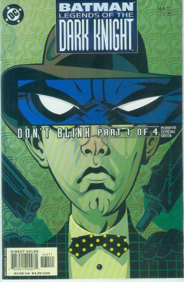 Legends Of The Dark Knight #164 (2003)