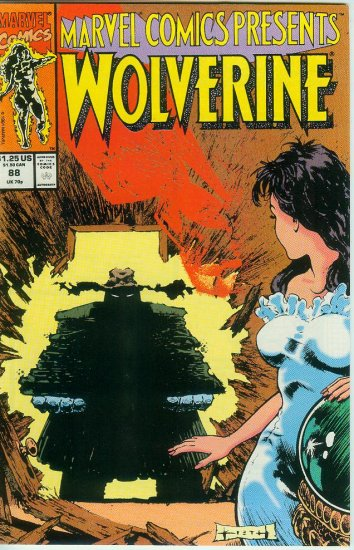 Marvel Comics Presents Wolverine #88 (1991)