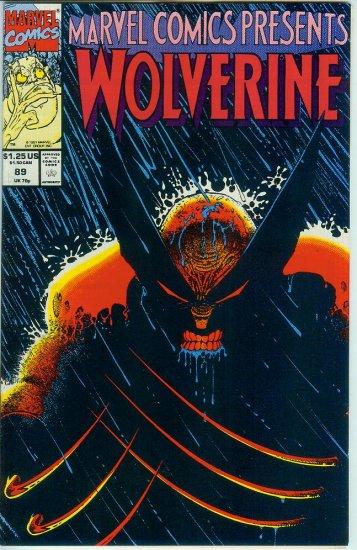 Marvel Comics Presents Wolverine #89 (1991)