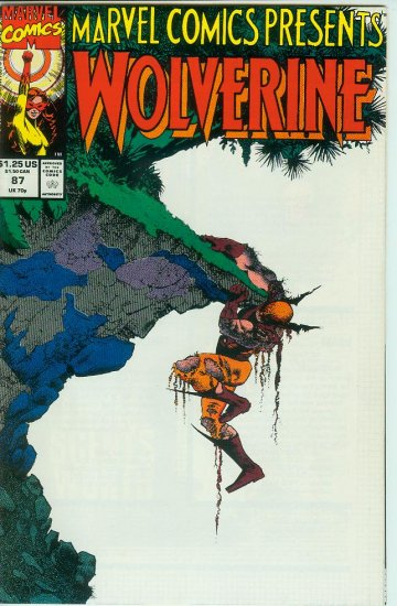Marvel Comics Presents Wolverine #87 (1991)