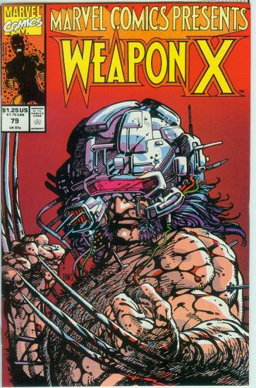 Marvel Comics Presents Weapon X #79 (1991)