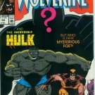 Marvel Comics Presents Wolverine #58 (1990)