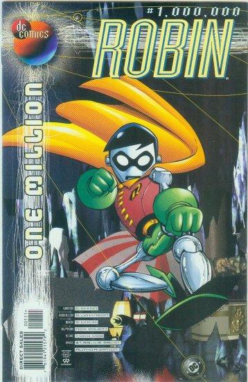 ROBIN #1,000,000 (1998)
