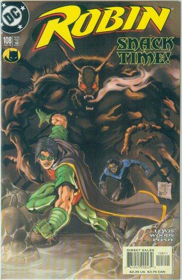 ROBIN #108 (2003)