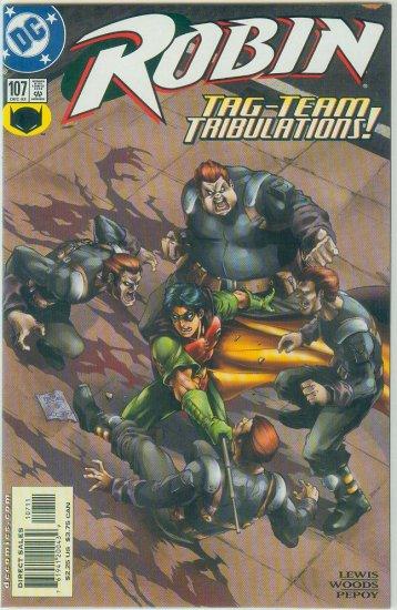 ROBIN #107 (2002)