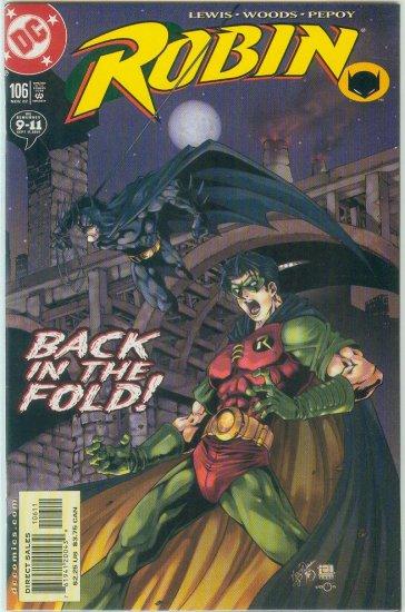 ROBIN #106 (2002)