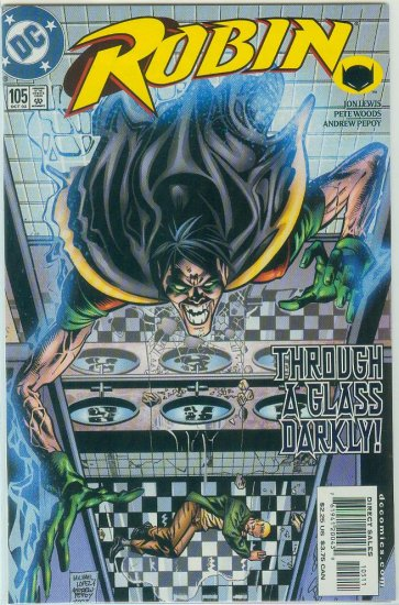 ROBIN #105 (2002)