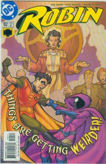 ROBIN #102 (2002)