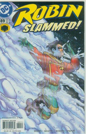 ROBIN #89 (2001)