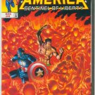 Captain America Sentinel Of Liberty #4 (1998)