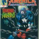 Captain America Sentinel Of Liberty #3 (1998)