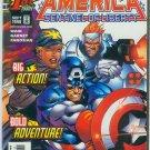 Captain America Sentinel Of Liberty #1 (1998)