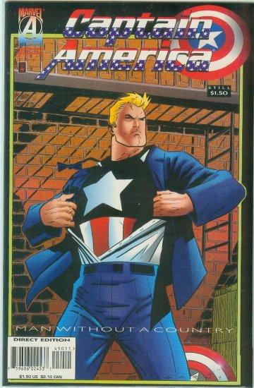 Captain America #450 (1996)