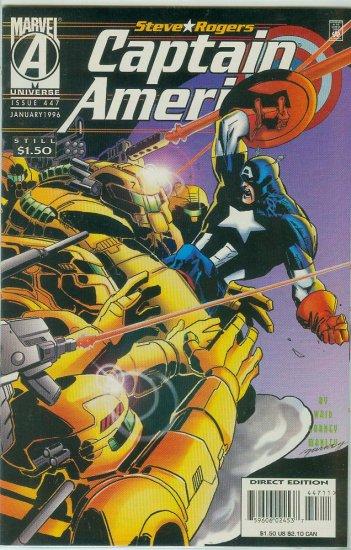Captain America #447 (1996)
