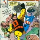 Captain America #328 (1987)