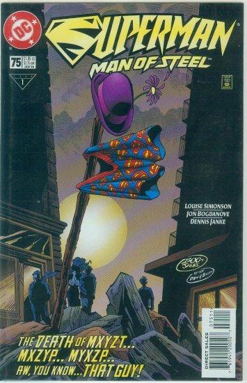 Man Of Steel #75 (1998)