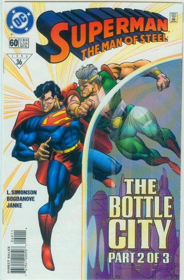Man Of Steel #60 (1996)