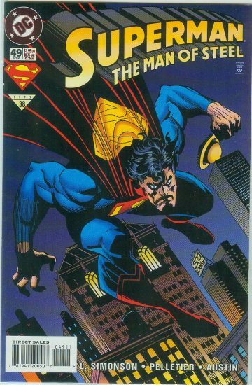 Man Of Steel #49 (1995)