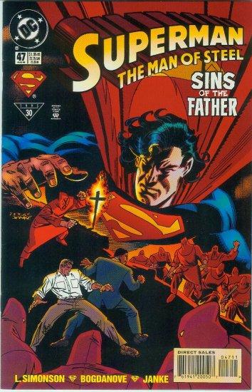 Man Of Steel #47 (1995)