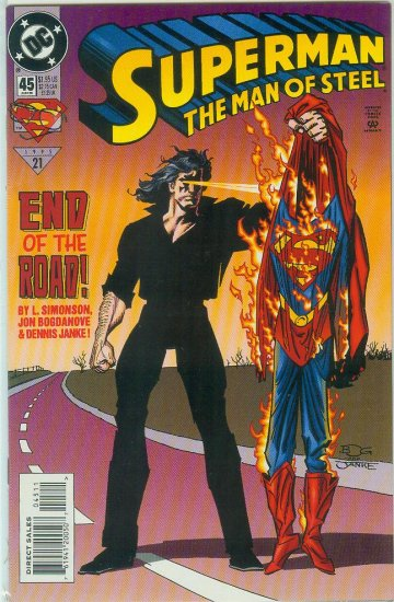 Man Of Steel #45 (1995)