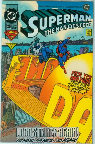 Man Of Steel #30 (1994)