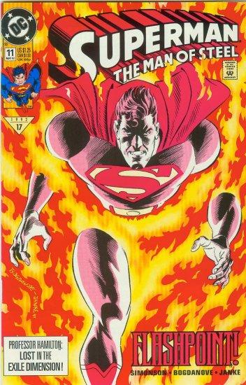 Man Of Steel #11 (1992)