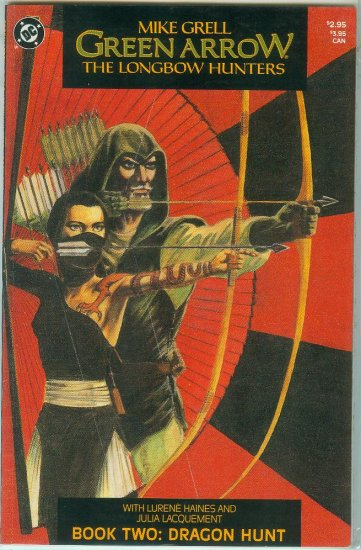 The Longbow Hunters Book 2 (1987)