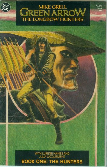 The Longbow Hunters Book 1 (1987)
