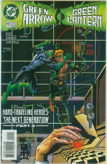 Green Arrow #111 (1996)