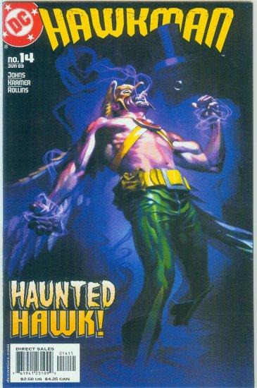 Hawkman #14 (2003)