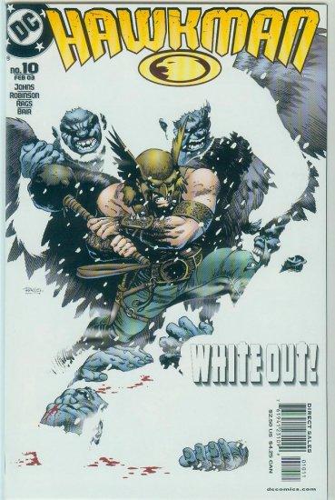 Hawkman #10 (2003)