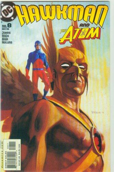 Hawkman #8 (2002)