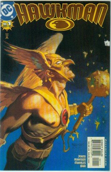 Hawkman #1 (2002)