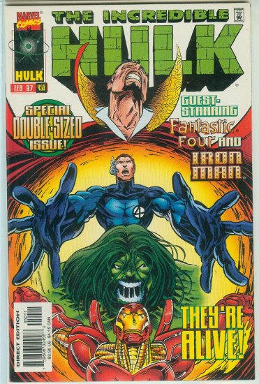 INCREDIBLE HULK #450 (1997)