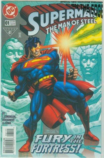 Man Of Steel #61 (1996)