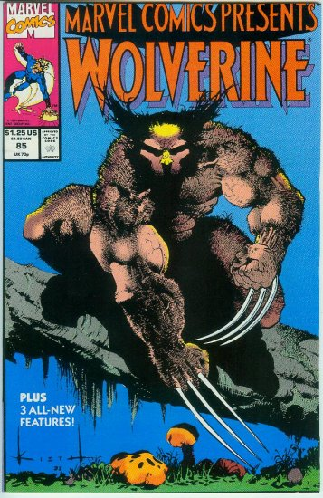 Marvel Comics Presents Wolverine #85 (1991)