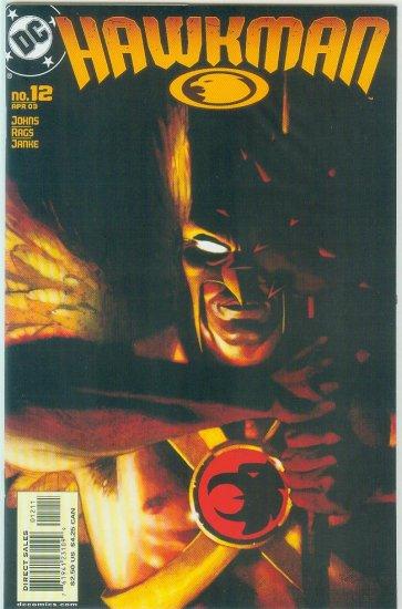 Hawkman #12 (2003)