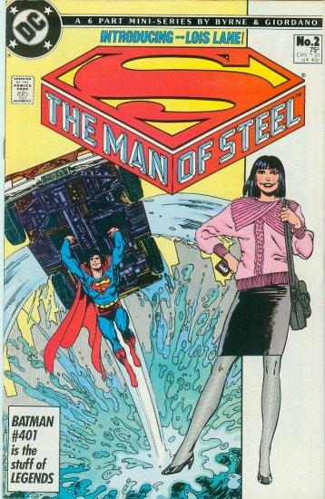 Man Of Steel #2 of 6 (1986)