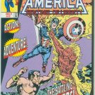 Captain America Sentinel Of Liberty #2 Variant (1998)