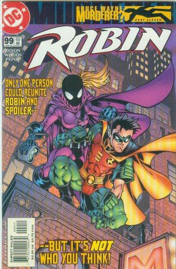 ROBIN #99 (2002)