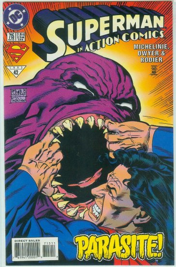 Action Comics #715 (1995)