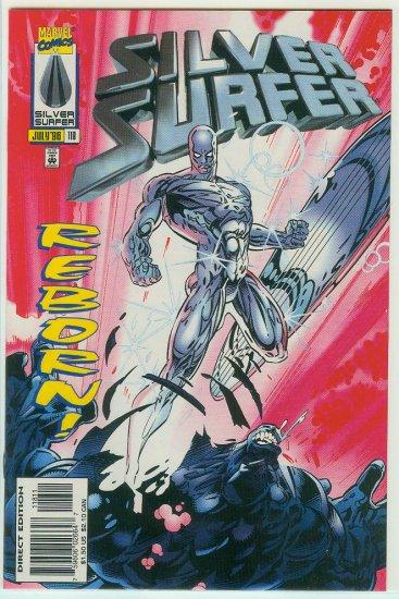 MARVEL COMICS SILVER SURFER #118 (1996)