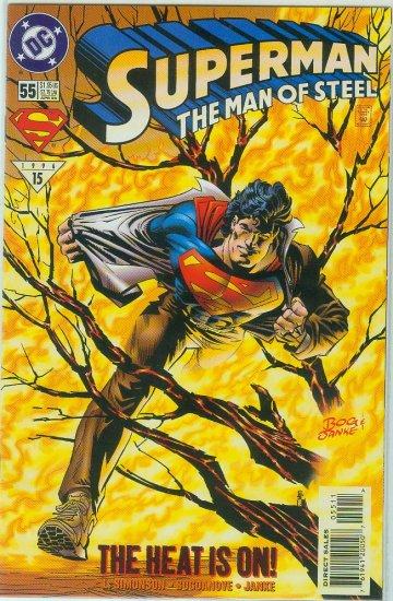 Man Of Steel #55 (1996)