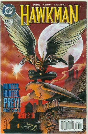 Hawkman #33 (1996)
