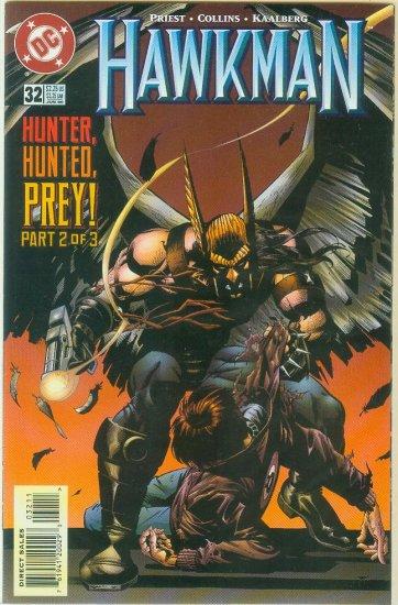 Hawkman #32 (1996)