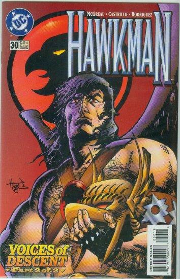 Hawkman #30 (1996)