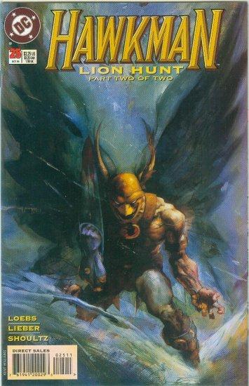 Hawkman #25 (1995)